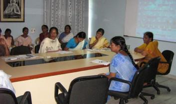 Workshop for Women Volunteers