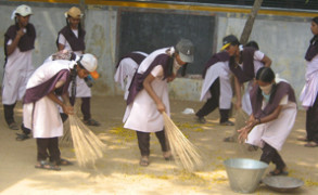 'Clean and Green'—CLEANLINESS PROGRAMME BY SARVAM