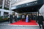 Red carpet welcome at Grosvenor House Hotel, London