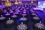 Ambience of The Great Room, the venue